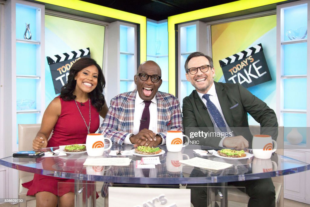 "NBC's ""Today"" With guests Christian Slater, Kenan Thompson, Tanya Tucker, Nick Uhas"