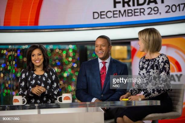 Sheinelle Jones Craig Melvin and Dylan Dreyer on Friday December 29 2017