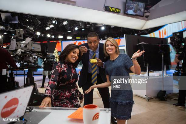 Sheinelle Jones Craig Melvin and Dylan Dreyer on Tuesday Tuesday 26 2017