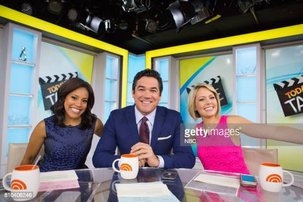 Sheinelle Jones Dean Cain and Dylan Dreyer on Friday July 7 2017