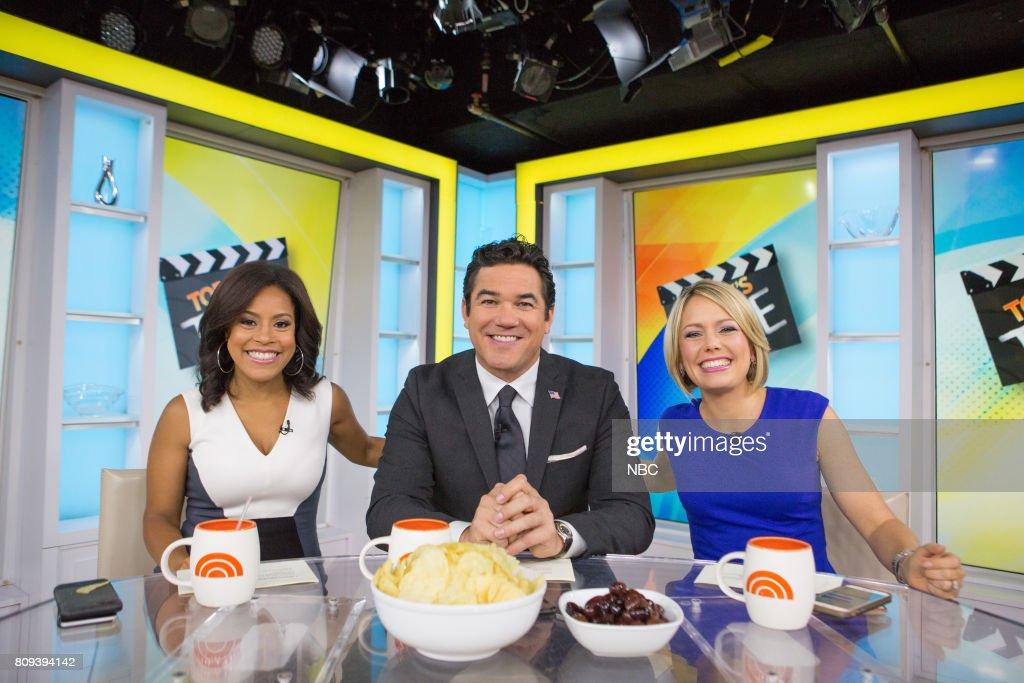 "NBC's ""Today"" With guests Cirque de Soleil, Joey Chestnut, Dean Cain"
