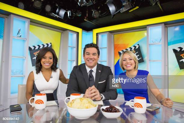 Sheinelle Jones Dean Cain and Dylan Dreyer on Wednesday July 5 2017