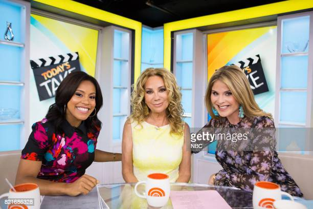 Sheinelle Jones Kathie Lee Gifford and JennA Bush Hager on Monday July 24 2017