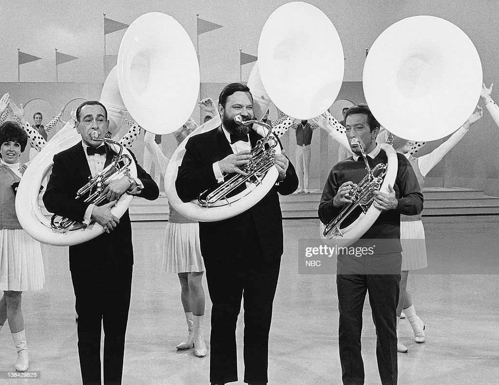 Shelley Berman, Al Hirt, Andy Williams
