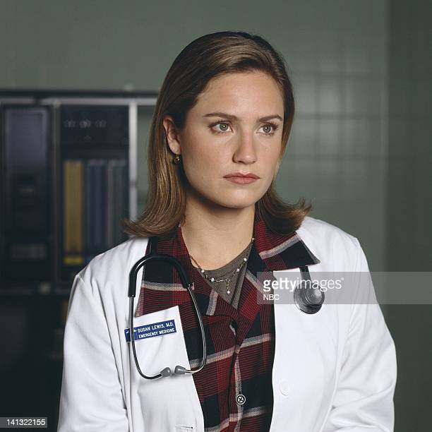Sherry Stringfield as Doctor Susan Lewis Photo by NBCU Photo Bank