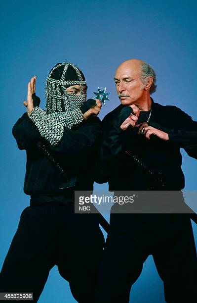 Sho Kosugi as Okasa Lee Van Cleef as John Peter McAllister