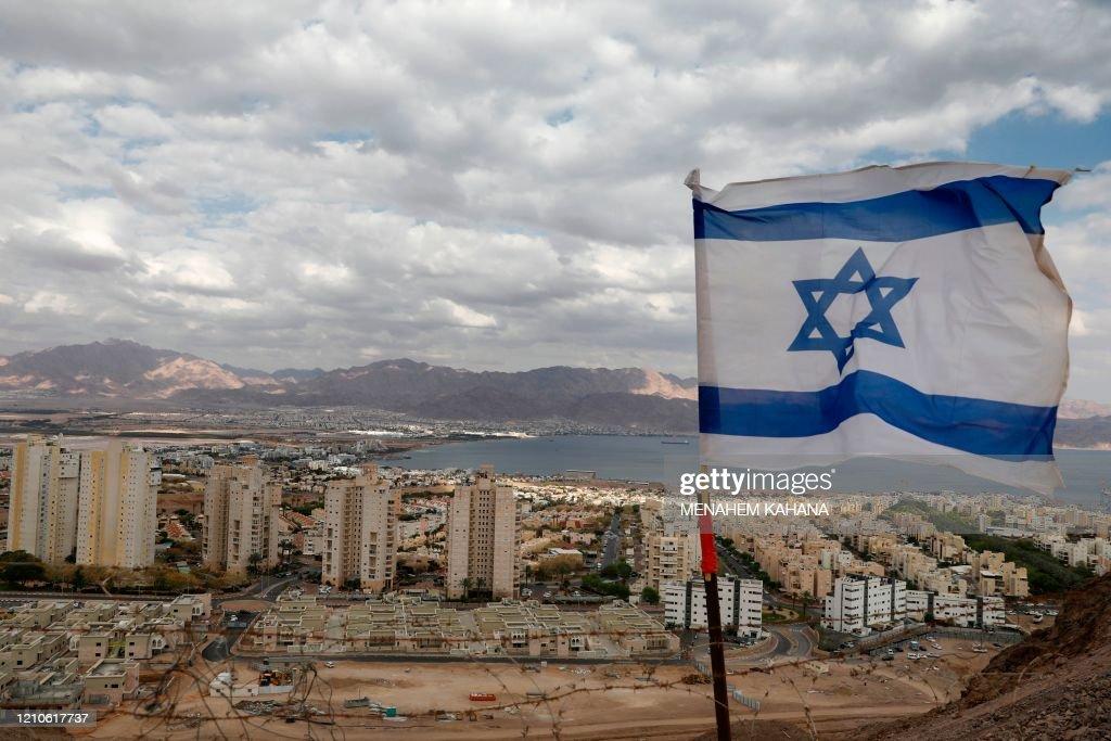 ISRAEL-HEALTH-VIRUS-TOURISM : News Photo
