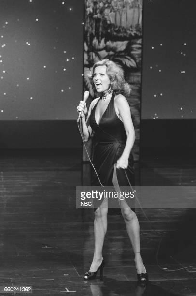 Singer Abbe Lane on September 27th 1976