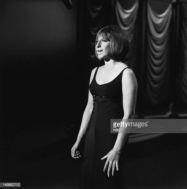 Singer Barbra Streisand on June 9 1963 Photo by NBCU Photo Bank