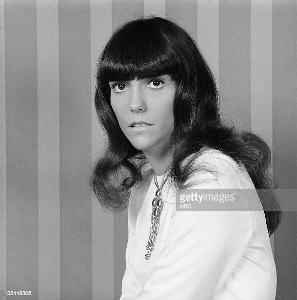 Singer Karen Carpenter of The Carpenters