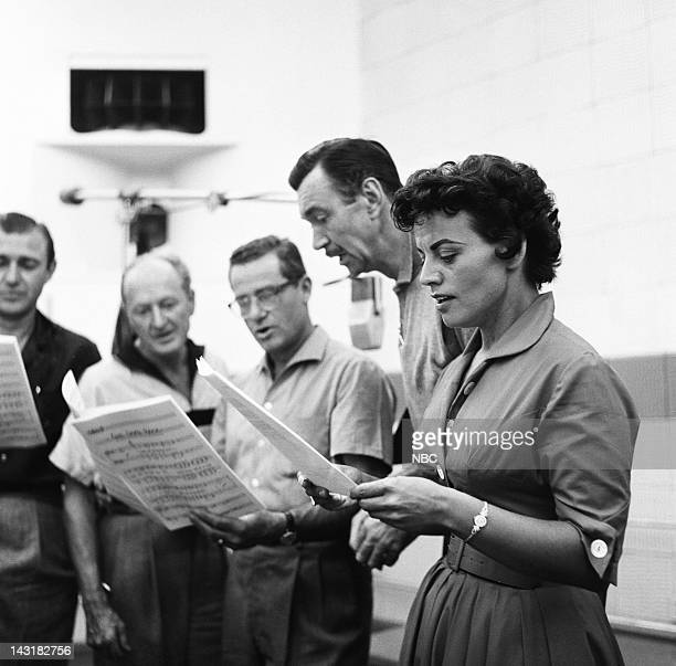 Singer Kay Starr c. 1957 --