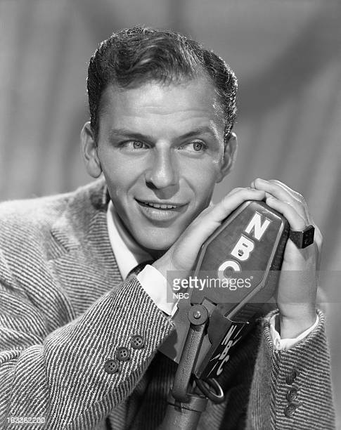 Singer/actor Frank Sinatra in 1949