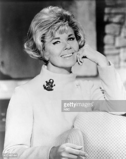 Singer/actress Doris Day