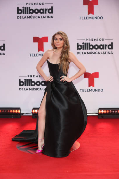 "FL: Telemundo's ""2020 Billboard Latin Music Award"" - Red Carpet"