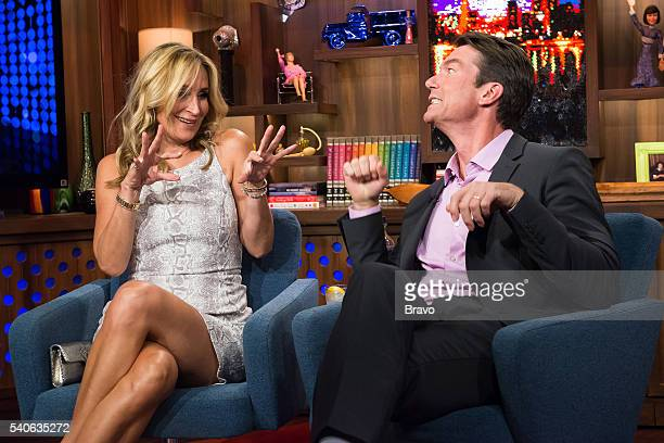 Sonja Morgan and Jerry O'Connell