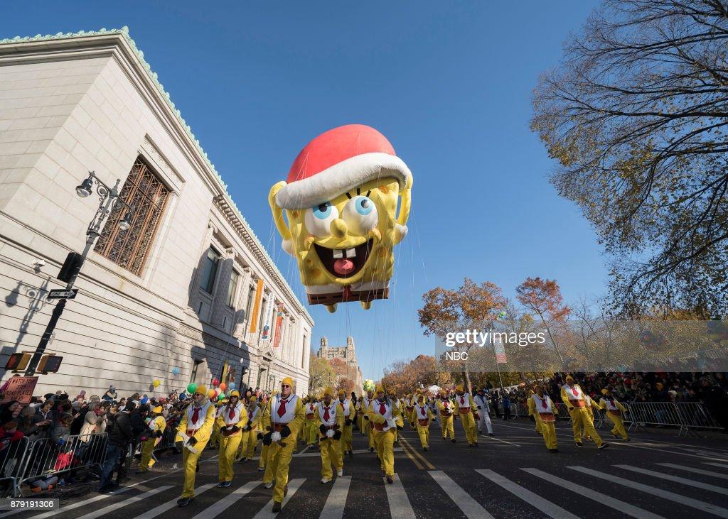 Macy's Thanksgiving Day Parade - Season 91 : News Photo