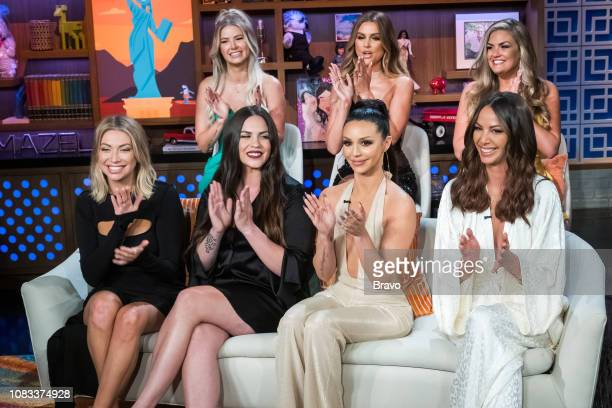 Stassi Schroeder Ariana Madix Kate Maloney Scheana Shay Lala Kent Kristen Doute and Brittany Cartwright