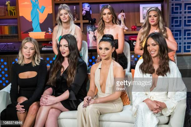 Stassi Schroeder Ariana Madix Kate Maloney Scheana Shay Lala Kent Brittany Cartwright and Kristen Doute