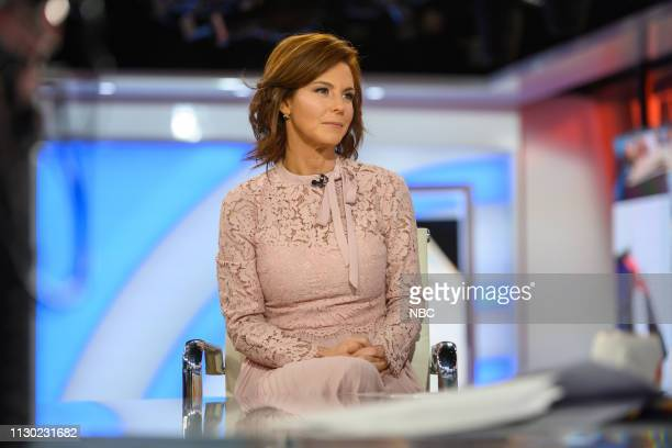 Stephanie Ruhle on Wednesday March 13 2019