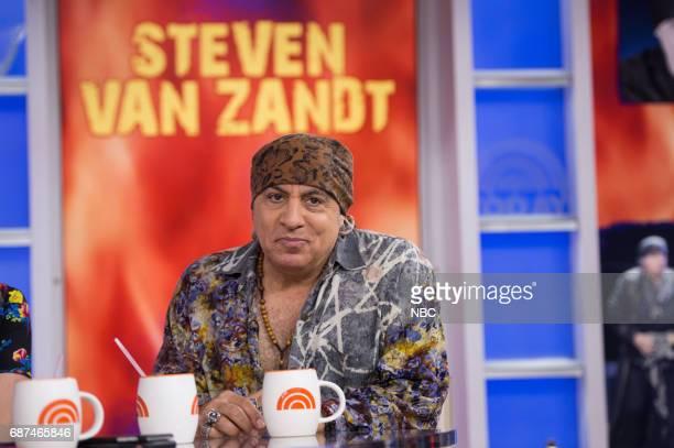Steven Van Zandt on Thursday May 18 2017