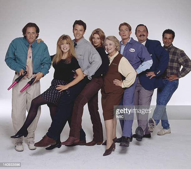Steven Weber as Brian Michael Hackett, Crystal Bernard as Helen Chapel, Tim Daly as Joe Hackett, Kim Johnston Ulrich as Carol Hackett, Rebecca Schull...