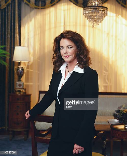 Stockard Channing as Abbey Bartlet Photo by David Rose/NBCU Photo Bank