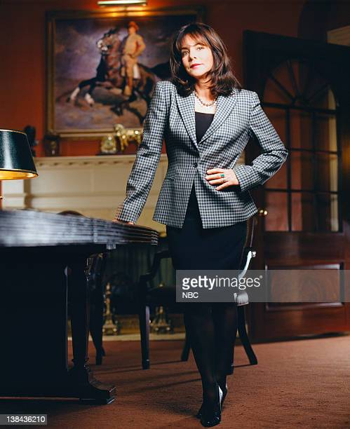 Stockard Channing as Abbey Bartlet