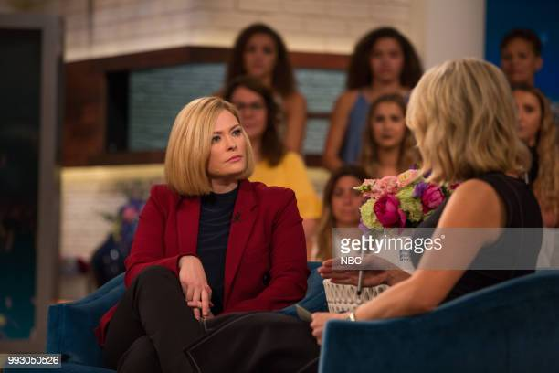 Eileen Tchao Paul Tchao and Megyn Kelly on Thursday July 5 2018