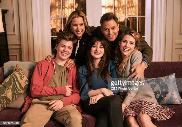 Pictured Téa Leoni as Elizabeth McCord and Tim Daly as Henry McCord Evan Roe as Jason McCord Kathrine Herzer as Alison McCord Wallis CurrieWood as...
