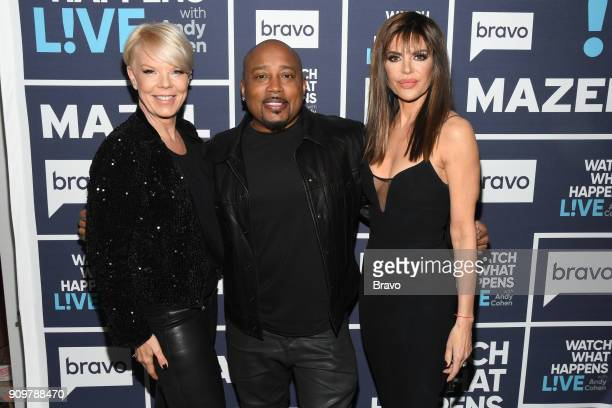 Tabatha Coffey Daymond John and Lisa Rinna