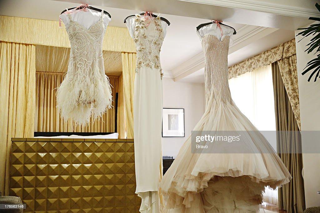 Tamra Barney\'s three Mark Zunino wedding dresses -- News Photo ...