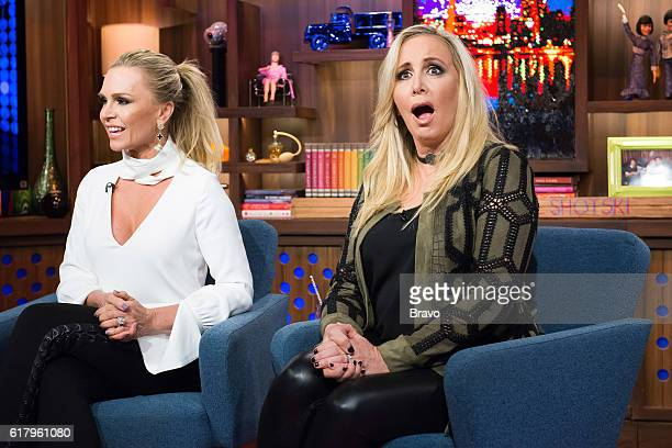 Tamra Judge and Shannon Beador