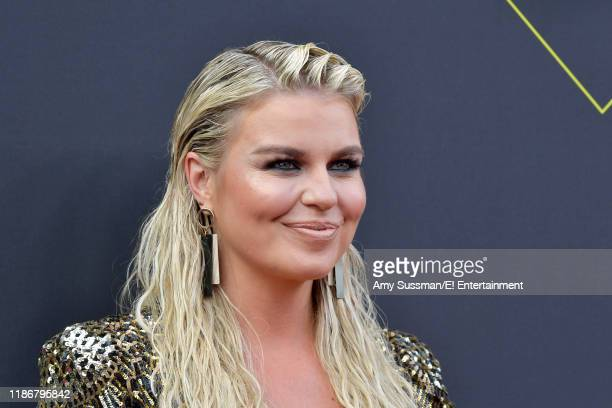 Tanya Rad arrives to the 2019 E People's Choice Awards held at the Barker Hangar on November 10 2019 NUP_188989