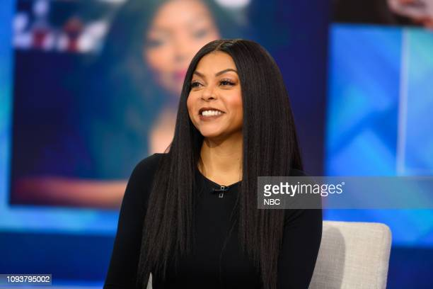 Taraji P Henson on Monday February 4 2019
