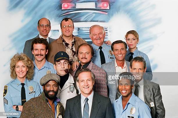 Taurean Blacque as Det Neal Washington Daniel J Travanti Capt Frank Furillo Michael Warren as Officer Bobby Hill Betty Thomas as Sgt Lucille Bates...