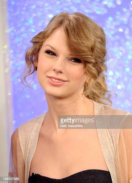 Taylor Swift appears on NBC News' 'Today' show