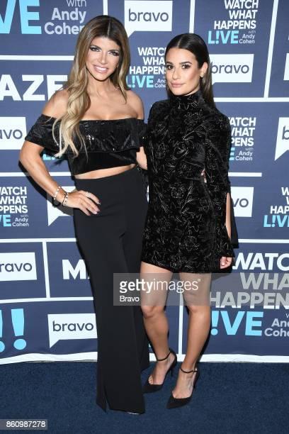 Teresa Giudice and Lea Michele