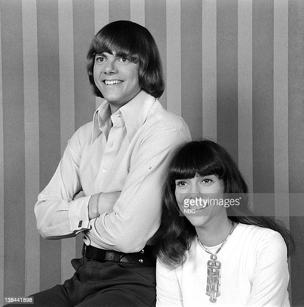 The Carpenters Richard and Karen Carpenter