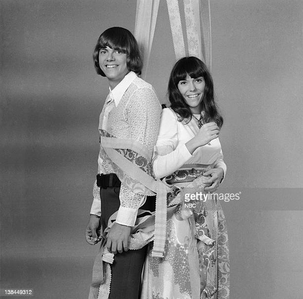 The Carpenters Richard Carpenter Karen Carpenter