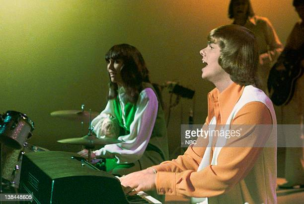 The Carpeters Karen Carpenter Richard Carpenter