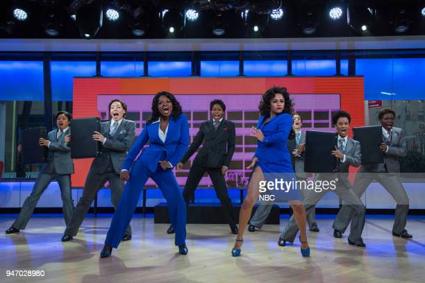 The Donna Summer Musical on Monday April 16 2018
