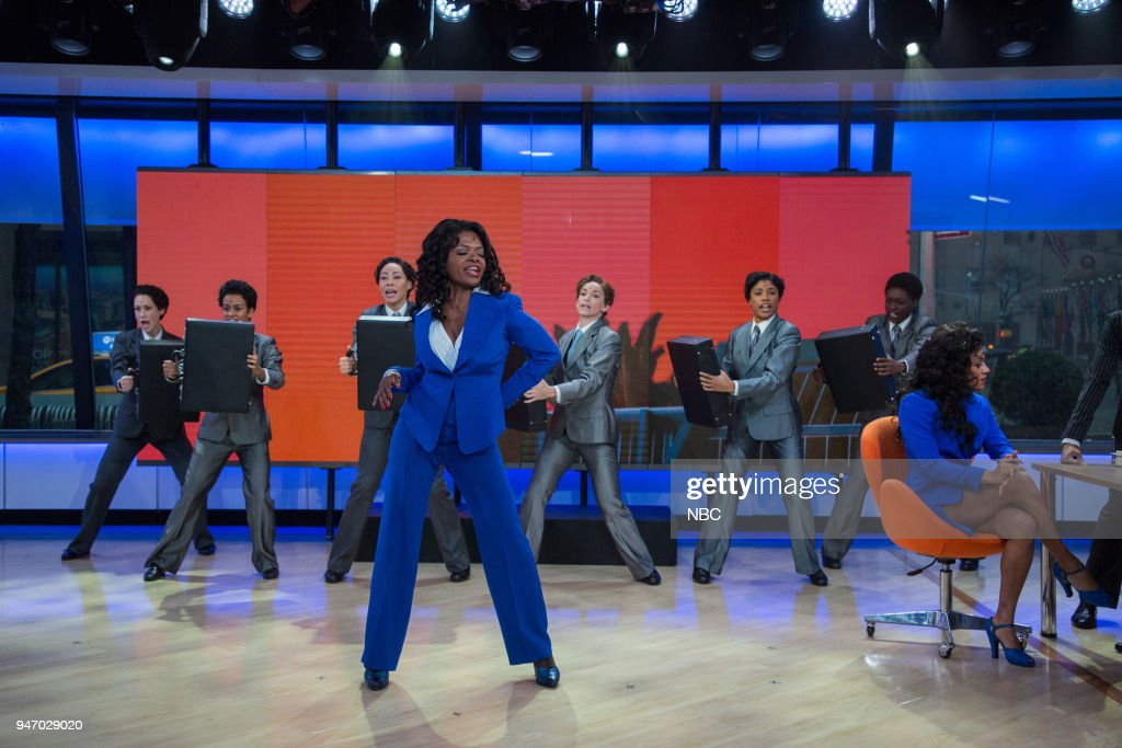The Donna Summer Musical on Monday, April 16, 2018 --