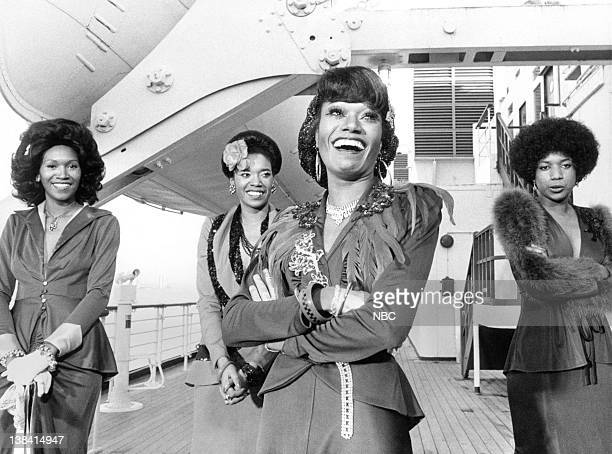 S ROCKIN' EVE 1974 Pictured The Pointer Sisters Ruth Pointer Anita Pointer Bonnie Pointer June Pointer