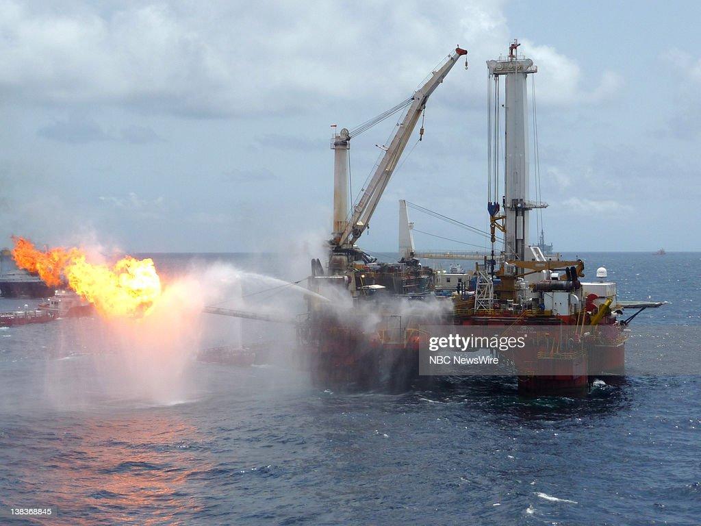 NBC News - Gulf Oil Spill : Foto di attualità