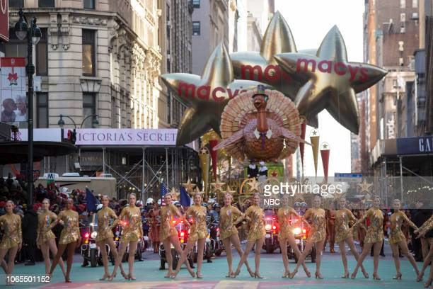 THE RADIO CITY ROCKETTES perform
