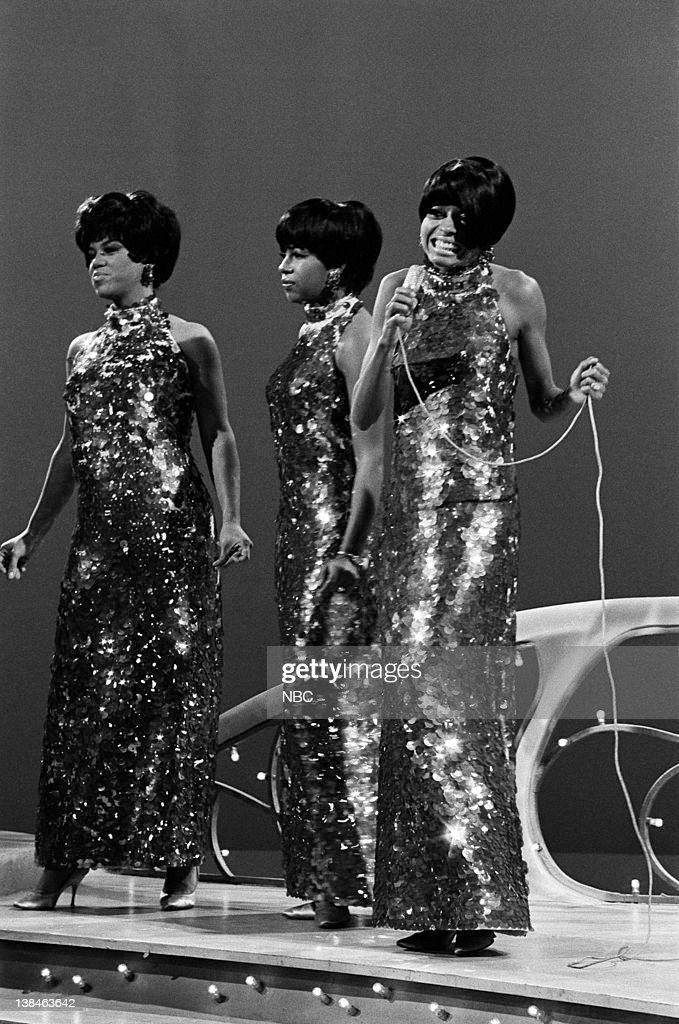 THE SUPREMES  DIANA ROSS WILSON BIRDSONG B/&W NEW Poster