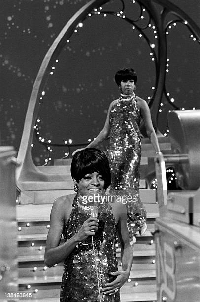 The Supremes Mary Wilson Diana Ross