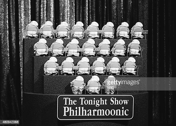 The Tonight Show Philharmoonic display on November 21 1990