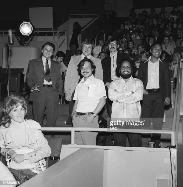The Tonight Show World Press on April 9th 1975