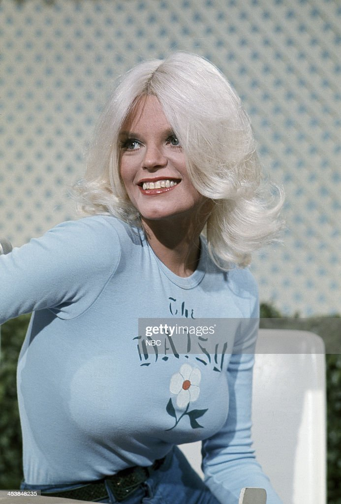 The Tonight Show's Carol Wayne --